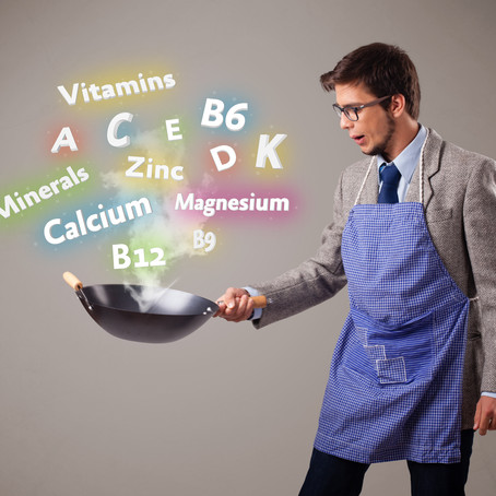 Nutrition is not just about calories