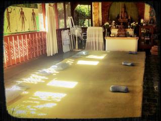 Baan Hom Samunphrai ~ I have accepted an internship at my Thai massage school in Chiang Mai, Thailan