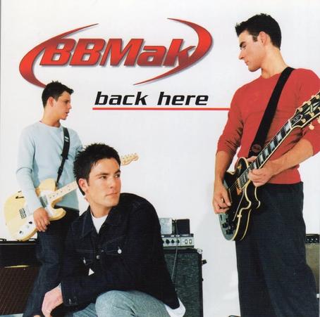 BB Mak - Back Here