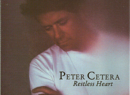 Restless Heart - Not the band.