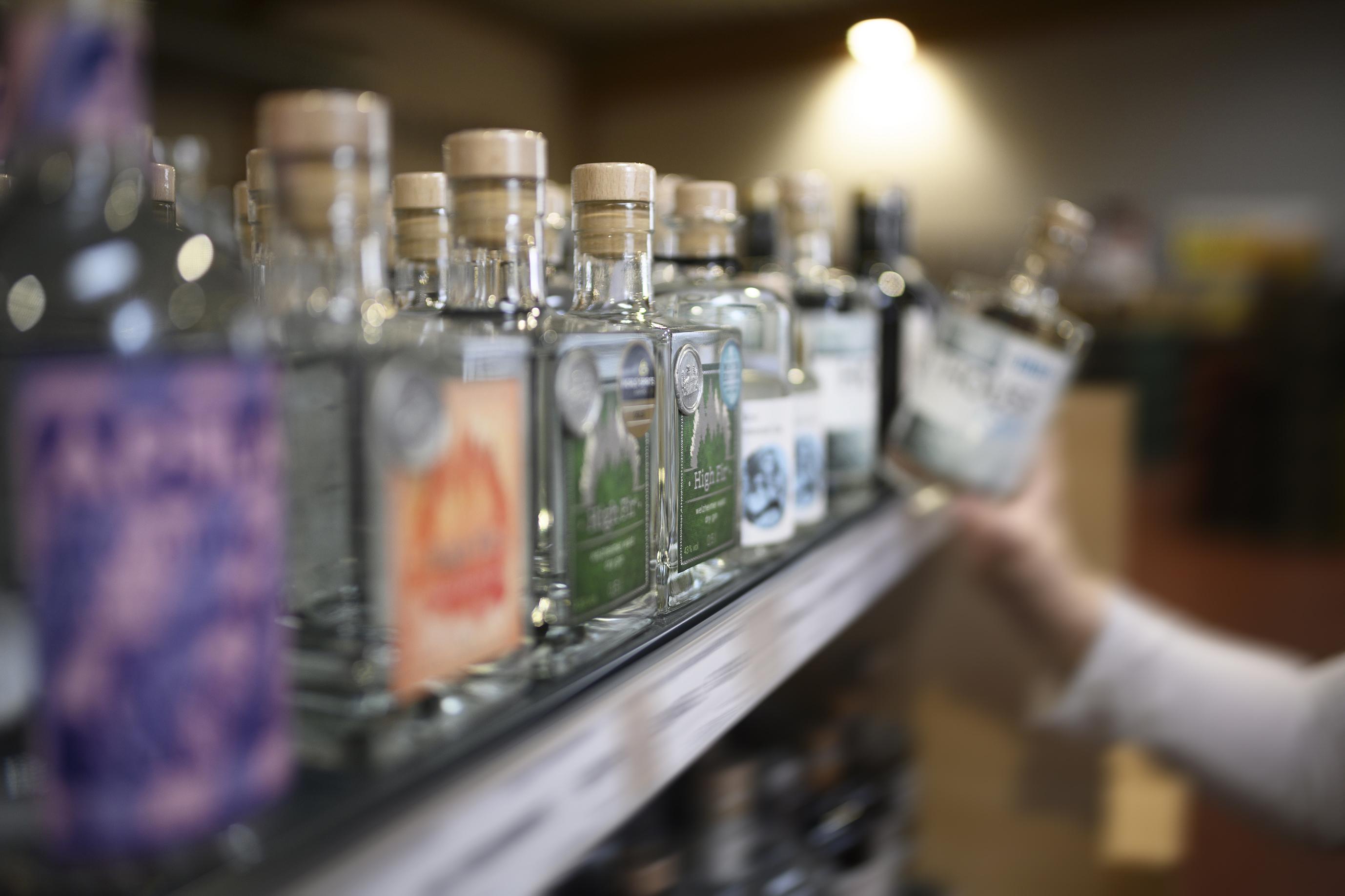Weinhaus Binder Schorndorf Gin