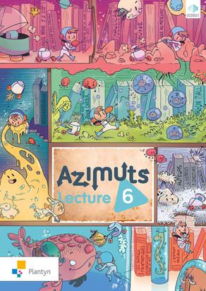 Éditions Plantyn - Azimuts Lecture