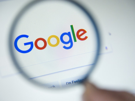Don't ask a prospect anything that you can find out on Google