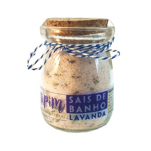 SAIS DE BANHO DE LAVANDA