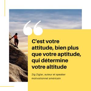 citation sur la motivation