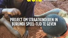 Quiz speeltijd in Burundi