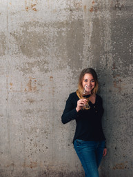 Christina Artner-Netzl by Julius Hirtzberger