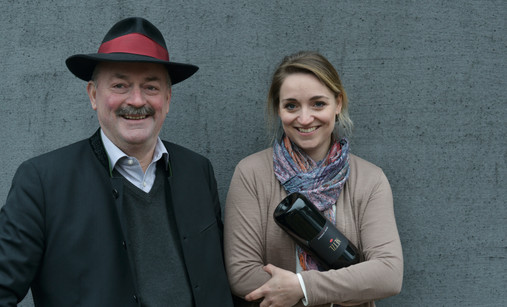 Franz & Christina Netzl by steve haider