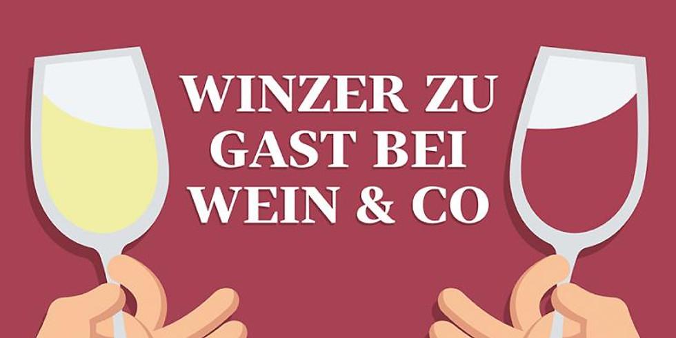 Christina Netzl zu Gast bei Wein&Co Salzburg