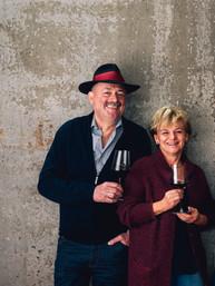 Franz & Christine Netzl by Julius Hirtzberger