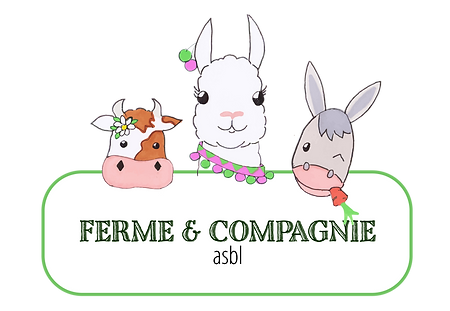 logo Ferme et Compagnie ASBL
