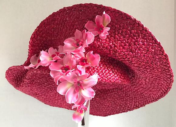 Pink Lady Derby Hat