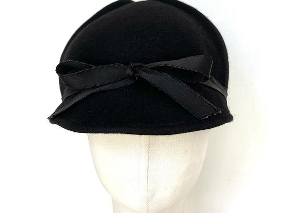 Bella Black Cap