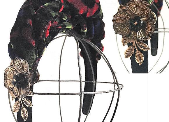 Velvet Frida headband