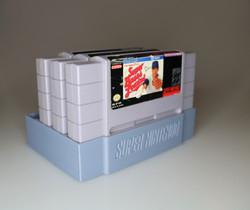 SNES Game Display