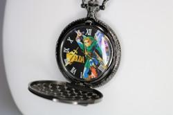 Zelda Necklace Watch