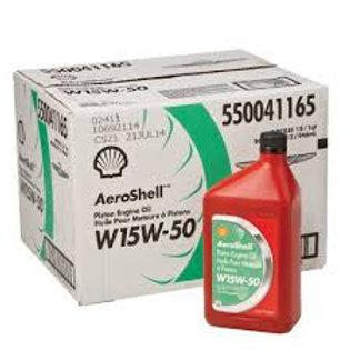 Aeroshell 15W50 olej x 12