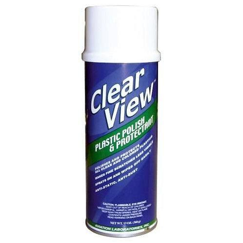 Clear View 368g do czyszczenia i polerowania szyb z tworzywa sztucznego