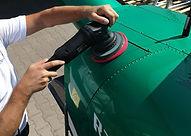 Polerwanie i czyszczene Robinson R22