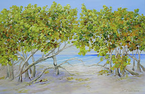 Florida Beach Ocean Seascape Painting.jpg