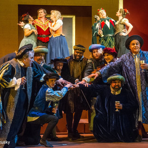 No Intermission: Opera Las Vegas Continues to Strike a Chord in the Community Despite Pandemic