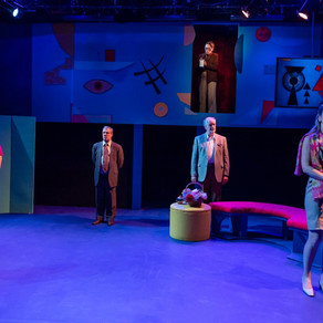 EMAV Review: Pick a name and play with Las Vegas Little Theatre's 'Six Degrees' ★★★★