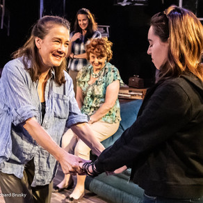 EMAV Review: It's a very hot 'August' at A Public Fit ★★★★★