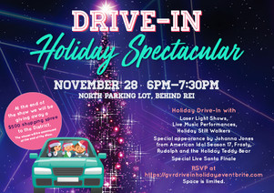 Drive-In Holiday Spectacular
