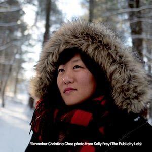 Filmmaker Christina Choe