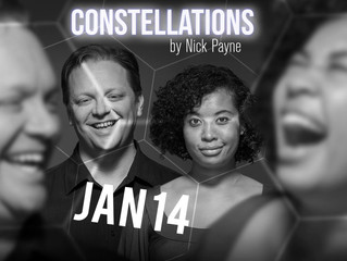 """Constellations"" at Cockroach Theatre has left me starry-eyed."