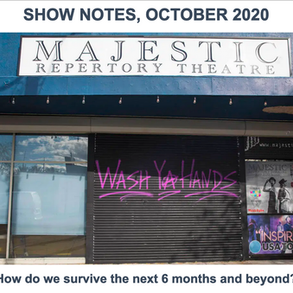 PALSNV SHOW NOTES - OCT 2020