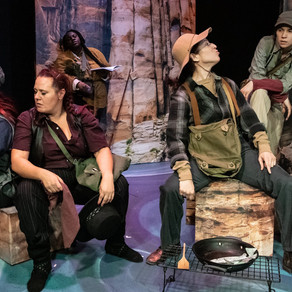 EMAV Review: 'Men On Boats' is a zany voyage at Vegas Theatre Company