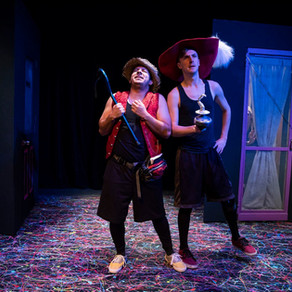 EMAV Review: 'Long-lost Shakespeare (Abridged)' is a non-seasonal holiday treat ★★★★★
