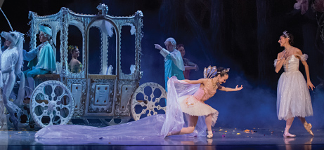 Live happily ever after with  Nevada Ballet Theatre