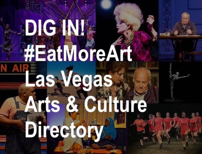 VEGAS DIG IN ARTS DIRECTORY