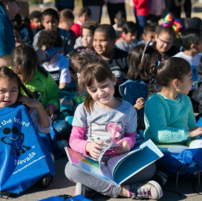 Spread the Word Nevada - Changing Lives One Book at a Time