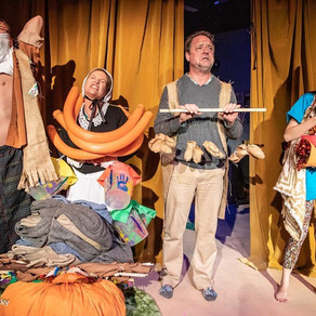 EMAV Review: The Thanksgiving Play serves satire and self-awareness at Vegas Theatre Company