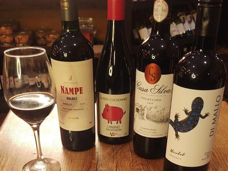 Como escolher um vinho?