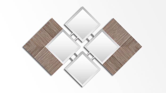 Estrela Texturado Bege 117x85