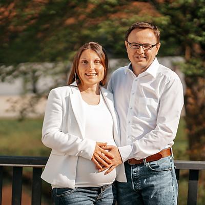 Melanie & Horst