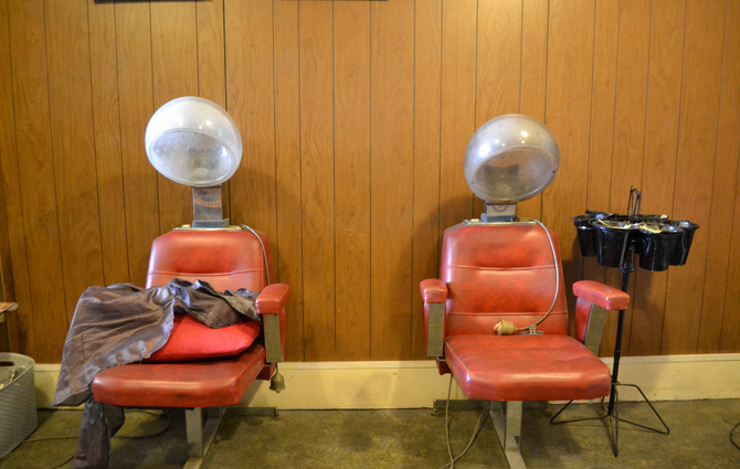 BLOG// The last days of the Broadway Hair Stylist
