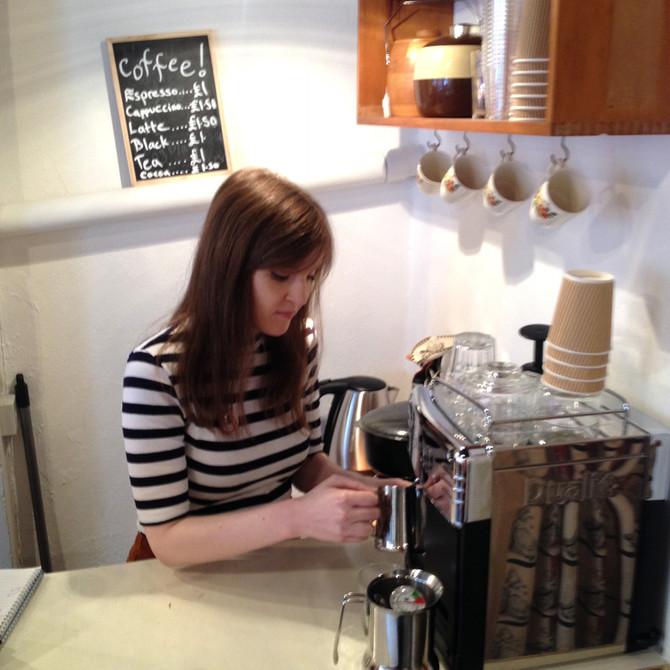Blog // Can't Buy Me Latte