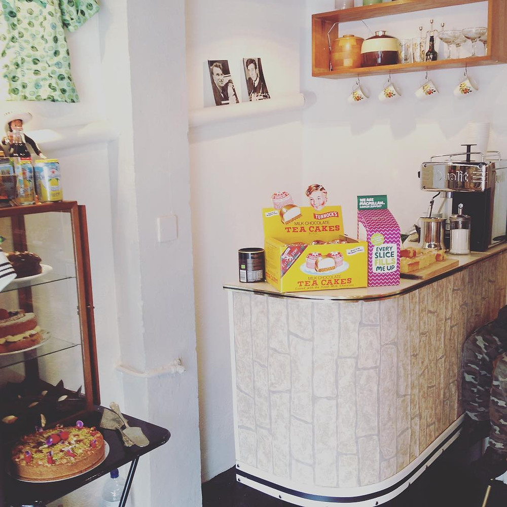 Out pop up coffee bar