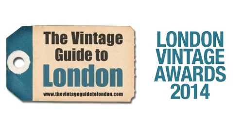 London Vintage awards 2014