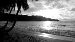 Sunset @ Bom Bom Island