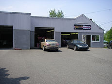 Conrads Body Shop in Gilbertsville PA