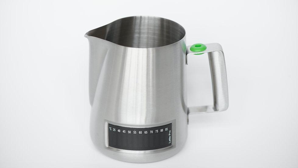 Milk Jug with Temperature Strip