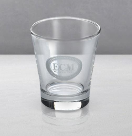 ECM Espresso Glass