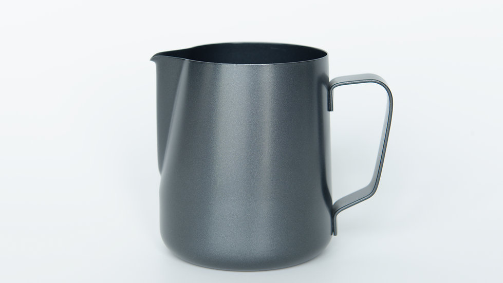 Milk Jug Full Teflon Grey