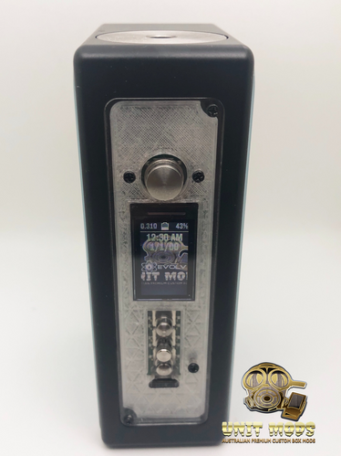 DNA 250C Lipo or 21700/18650 custom box mod